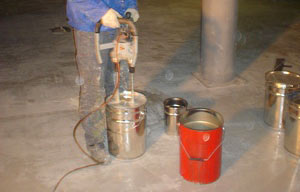 Технология устройства полимерных наливных полов